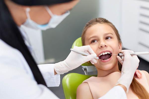dentálna hygiena pre deti